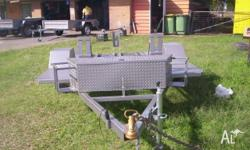 Trailer Bike Trailer, 2010, Bike Trailer, This