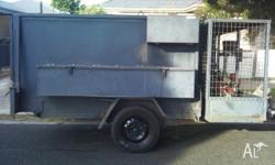 Trailer for sale urgently as I have got another one.