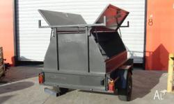 Trailer Tradesman Tops - Range of sizes avail. read for