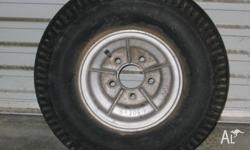 i have a 9 inch/4.5 alloy wheel ht stud pattern rim