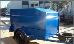 TRAILERS - ENCLOSED BOX TRAILERS FROM ALL TYPES &