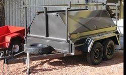 Trailers Tradesman - We stock and customise to order
