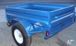 TRAILERS,UNDER NEW MANAGEMENT CUSTOM MADE TRAILERS,