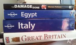 Travel books for sale: Lonely Planet- Egypt Lonely