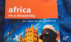 African travel guide - excellent condition for $20