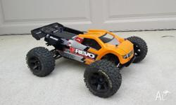 Traxxas 1/8 E-revo Mamba Monster with Proline MIP Bad