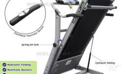 Title: TREADMILL 1701, Brand New, Foldable. Short