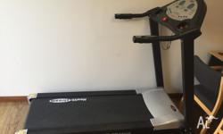 Hi all. Selling my treadmill as i am moving overseas.