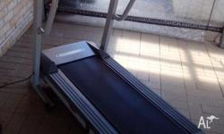 2HP Cadence C32 Treadmill, Excellent Condition Solid