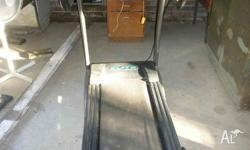 Treadmill elite personal trainer 4100 Airstep See