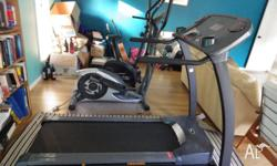 Treadmill - Excellent condition 12 months old. $300.00