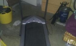 UStyle- treadmill aprox 3 years in good working order