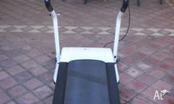 Clean & tidy Treadmill - rearly used and in good