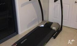 Treadmill - Infiniti Cheeta MA2OOX. Programmable. Price