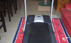 Infiniti treadmill: Cheetah MA 200 bought 2011. Good