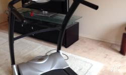 Treadmill excellent condition Heart monitor, steep hill