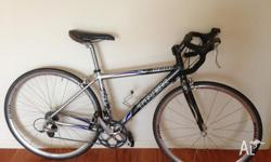 TREK 1000 Road Bike Small Frame 9 Speed Handmade