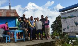 Mardi Himal Trek Mardi Himal is the name given to the