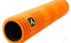 The GRID 2.0 foam roller is designed with proprietary