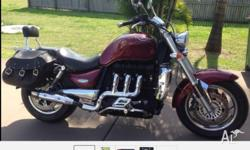 NEED IT SOLD Make an offer 2006 Triumph Rocket 3