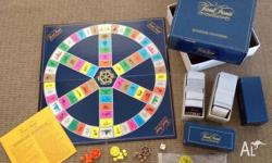 Trivial Pursuit $15 Complete Set ... Board and Cards