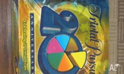 Trivial Pursuit Board game- 20th Anniverary edition.