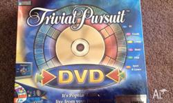 Parker Bros Trivial Pursuit board game All components