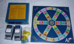 Trivial Pursuit In immaculate condition. Original box