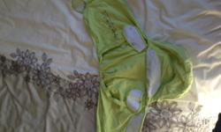 True Womb sleeping swaddle 3-6 months. Have used this