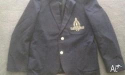 2nd hand uniforms for sale:- Jacket Size 85 - $40