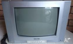 Small TV, good working order.