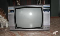 TV � Phillips 300 Series. Around early �80�s model.