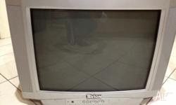 TV for Sale - Tevion TV. Approximately 50cm/ish, used