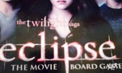 Twilight Eclipse board game with the origonal packing,
