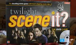 For Sale Twilight Scene it Board Game. All pieces are