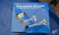 sell a box of twin airhorn kompressor kit all you need