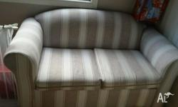 There are two identical couches for sale for the $180