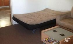 I have two bed room unit fully furnished close to city