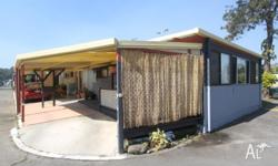 Fantastic two bedroom cabin approx 92sqm in floor size,