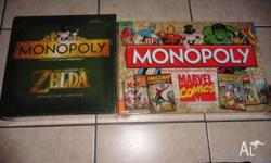 monopoly the legend of zelda collectors edition brand