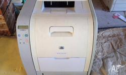 Price is for both printers just need space HP3500 Just