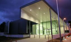 The UC events! venues and conference centre is situated