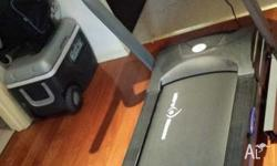 For sale is my partner's Ultra Fitness Treadmill Was