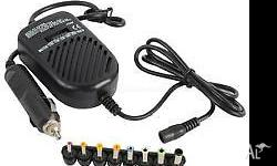 Laptop Adapter for car / vehicle with 12 volt socket.