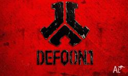 Defqon on Sale ticket. Looking for tickets to one of