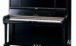 The K Series Professional Upright Pianos are engineered