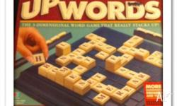 Upwards game - 3D word game that really stacks up! In