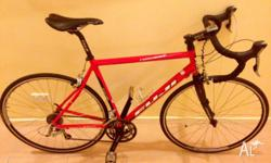 2009 Fuji Newest 1.0 Road Bike. I'm negotiable with the