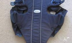 URGENT Baby Bjorn Baby Carrier Suit new born baby to