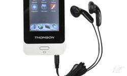 I have for sale a Working Thomson 8GB Touch MP4 Player